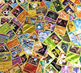 Pokémon : Lot de 50 Cartes communes francaises sans doubles + 3 Cartes Brillantes Cadeau !...