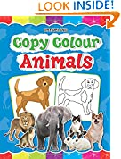 #5: Copy Colour: Animals (Copy Colour Books)