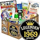 Legenden 1969 geboren + DDR Geschenkbox + Originalseit 1969
