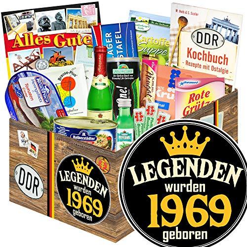 Legenden 1970 | Pflege Geschenke DDR | Zum Geburtstag Geschenkset