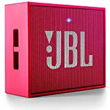 JBL GO Portable Wireless Bluetooth Speaker (Pink)