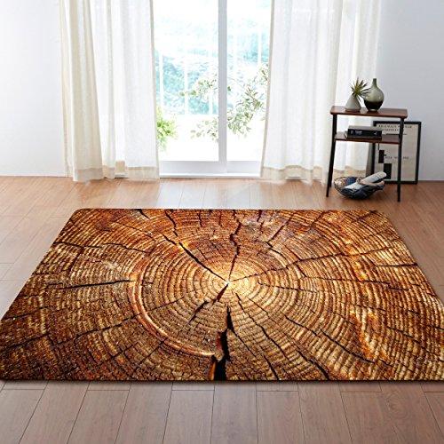 YEARGER Designer Teppich Weinlese Teppich Wohnzimmer Teppich Schlafzimmer Bodenmatte 120 * 160CM -