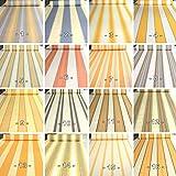 gestreifte Markisen-Stoffe WASSERDICHT und UV-beständig als Meterware am Stück (Nr. 6)