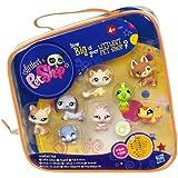 Littlest Pet Shop - paquete de 8 mascota de colección (# 1362 - # 1369)