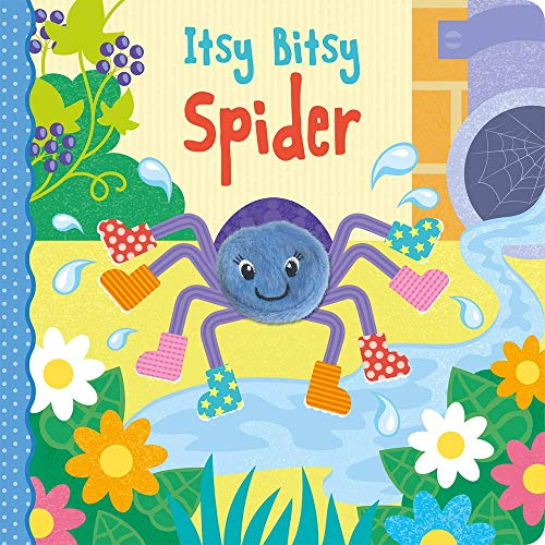 Finger Puppet: Incy Wincy Spider (Finger Puppet Books)