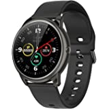 Crossbeats Orbit Bluetooth Calling Smart Watch with Bright HD IPS Full Touch Display, Blood Oxygen (SpO2), 24*7 HR Monitoring