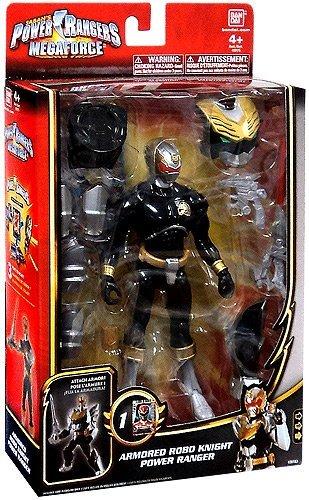 Power Rangers Megaforce Armored Robo Knight Power Ranger
