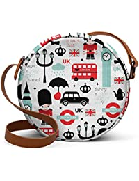 DailyObjects Fatty Tote Bag/Handbag - Multicolor