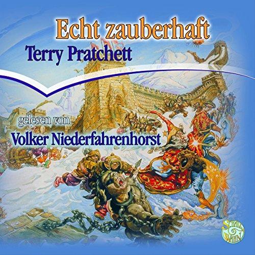 Buchseite und Rezensionen zu 'Echt zauberhaft: Ein Scheibenwelt-Roman' von Terry Pratchett