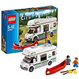 Lego City 60057 - Wohnmobil mit Kanu