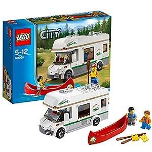 LEGO - A1401593 - Le Camping-car Et Son Canoë - City