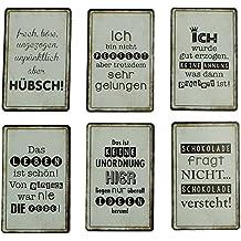 Suchergebnis auf Amazon.de für: lustige magnete für pinnwand