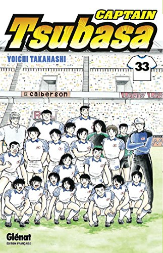 Captain Tsubasa - Olive et Tom Vol. 33