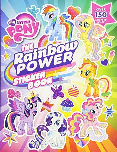 The Rainbow Power Sticker Book (My Little Pony) por Celeste Sisler