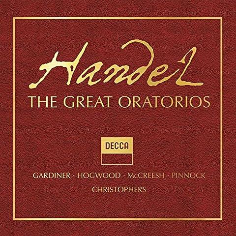 Haendel: the Great Oratorios (coffret 41CD - Tirage Limité)