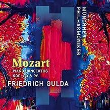 Mozart: Klavierkonzerte Nr. 20 & 26