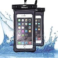 Waterproof Case, Waterproof Phone Case, Alfort Universal Waterproof Case Waterproof Bubbles Waterproof IPX8 Waterproof Phone Case ( 6