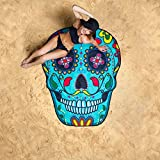 Best BigMouth Inc Pools - BigMouth Inc Skull Beach Towel Review
