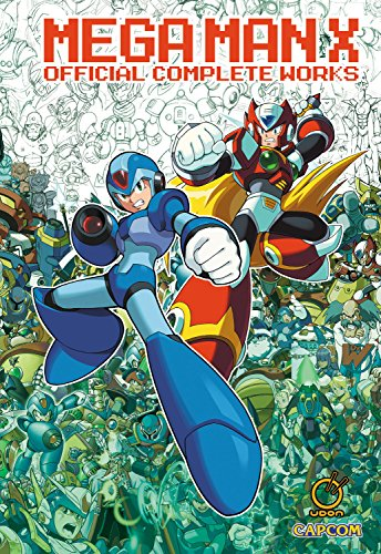Mega Man X: Official Complete Works HC