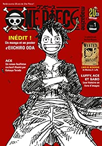 One Piece Magazine Edition simple Tome 1