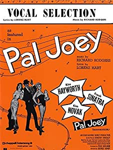 Richard Rodgers: Pal Joey - Vocal Selections. Partitions pour Piano, Chant et Guitare (Symboles d'Accords)