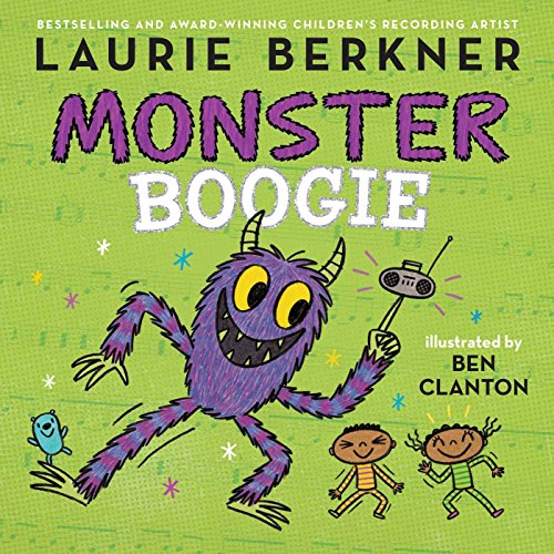 Monster Boogie: With Audio Recording (English Edition)