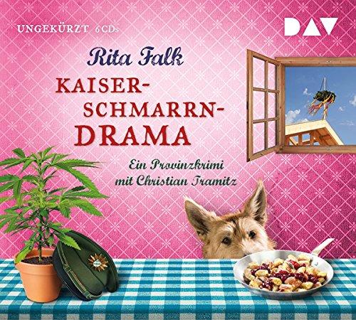 Buchcover Kaiserschmarrndrama. Ein Provinzkrimi: Ungekürzte Lesung mit Christian Tramitz (6 CDs)