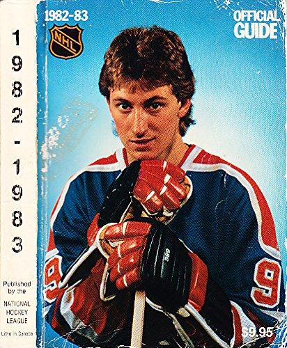 1982-1983 Nhl Official Guide por National Hockey League