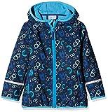 Sterntaler Softshell-Jacke für Kinder, Alter: 8 Jahre, Größe: 128, Marine (Blau)