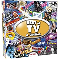 Lansay 75038 - Jeu de Plateau - Best of TV