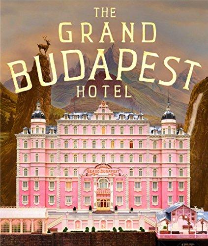 The Grand Budapest Hotel (14x17 inch, 35x41 cm) Silk Poster Affiche en Soie PJ17-2481