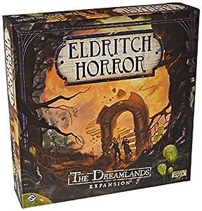 Fantasy Flight Games EH07 Eldritch Horror The Dreamlands Game