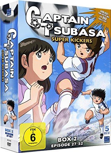 Box 2: Episoden 27-52 (5 DVDs)