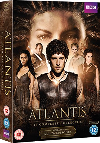 Series 1+2 - Complete (8 DVDs)
