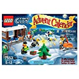 Lego City - 7553 - Adventskalender - 2011