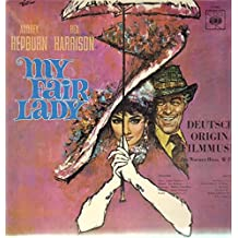 Various - My Fair Lady - Deutsche Original Filmmusik - CBS - S 70002