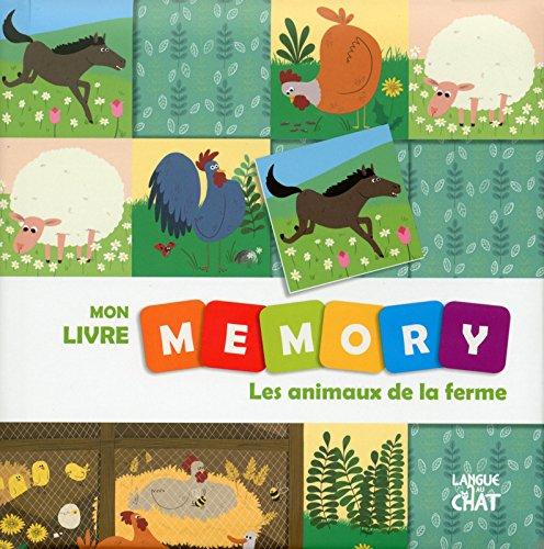Mon mémory - Les animaux de la ferme