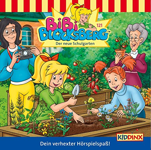 Bibi Blocksberg (121) Der neue Schulgarten - kiddinx 2017