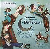 Comptines et berceuses de Bretagne (1CD audio)