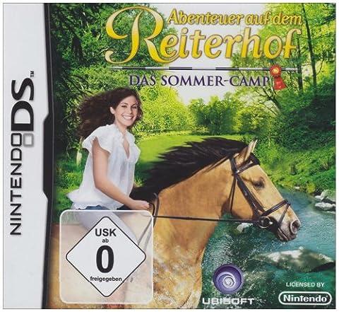 Abenteuer auf dem Reiterhof - Das Sommer-Camp