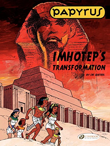 Papyrus - Volume 2 - Imhoteps Transformation (English Edition ...
