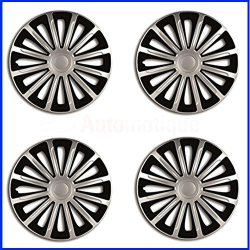 CITROEN BERLINGO VAN (2008 on) 15 inch Trend Car Alloy Wheel Trims Hub Caps Set of 4