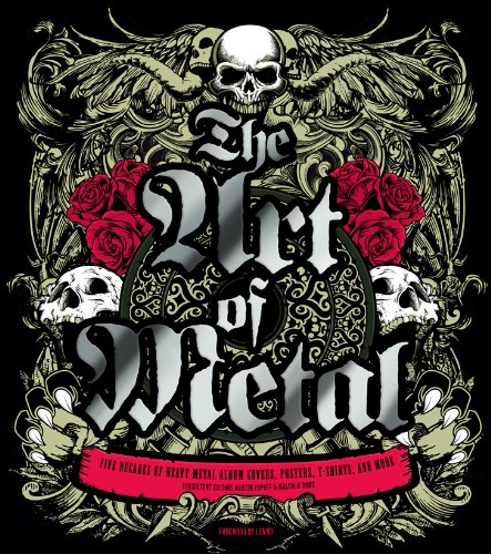 The Art of Metal: 50 Years of Metal Cover and Poster Art
