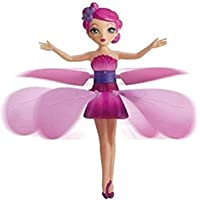 AARVI MART Flying Doll Toy Fairy Flying Princess Doll and Motion Hand Sensor Flying Doll Multi Color