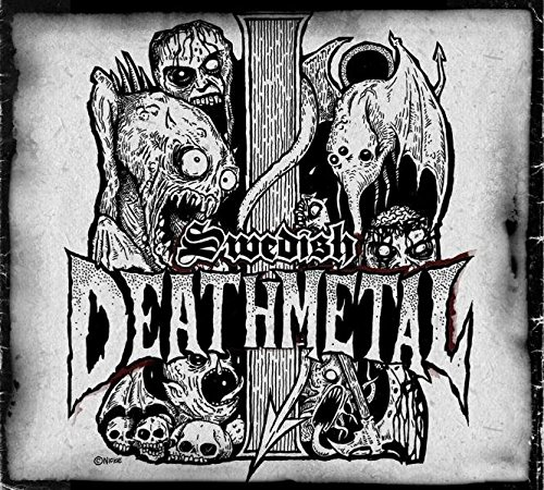 Various: Swedish Death Metal (Audio CD)