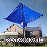 Rotamate Washing Line Covers - Fits any Rotary Clothes Airer (3 Arm Model) UV & Rain Protection