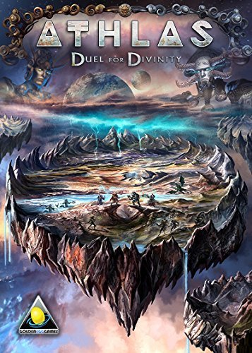 Golden Egg Games Athlas Duel for Divinity by Golden Egg Games - Golden Games Egg