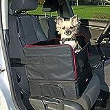 Autositz für kleine Hunde, 45  x 38 x 37 cm