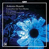 Concertos for Two Horns
