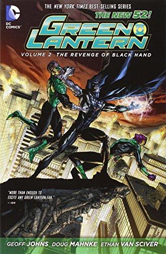 Green Lantern Volume 2: The Revenge of Black Hand TP (The New 52) (Green Lantern (Graphic Novels))